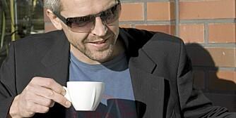 KAFFEKOS: Å nyte en kopp kaffe er noe av smarteste du kan gjøre for helsa, ifølge ernæringsforsker Gray Williamson.