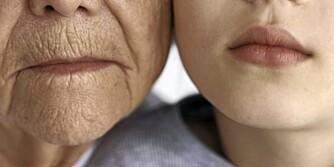 BIOLOGISK ALDER: Ti enkle tester gir deg svar på om du er gammel eller ung for alderen.