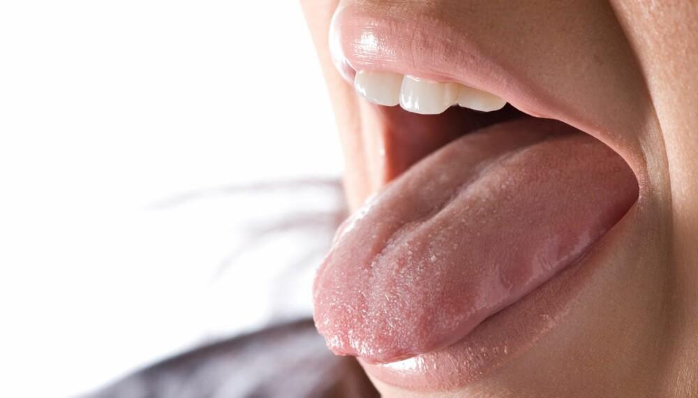 SMAK: Det er antall smaksløker på tungen som avgjør om du er en supersmaker eller ikke.