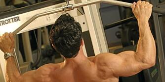 FARLIG FOR KROPPEN: Å bruke kroppsbyggernes metoder for å definere muskelmasse er potensielt skadelig for kroppen - og kan virke mot sin hensikt.