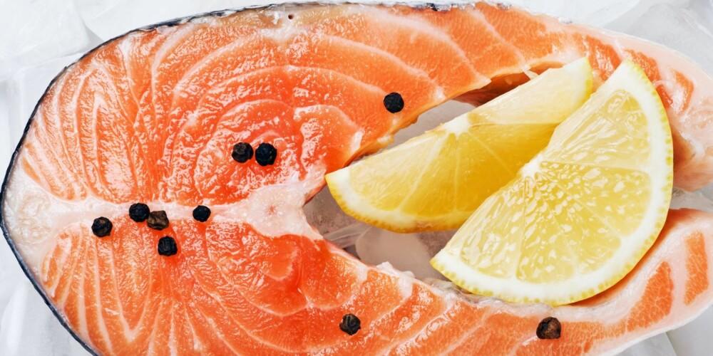 IKKE FOR MYE: Det er lite sannsynlig at du får i deg for mye proteiner kun gjennom kosten.