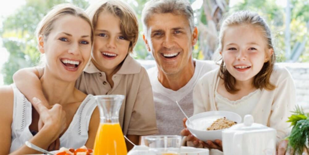 VIKTIG: - Nå viser forskningen stadig klarere at det aller viktigste ikke er hver enkelt matvare, men sammensetningen av kostholdet vårt, sier ekspert.