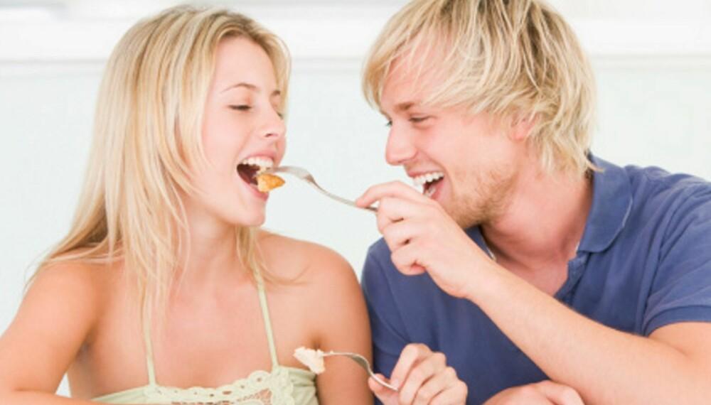 DUMMERE: Du blir hva du spiser, og feil mat kan faktisk gjøre deg dummere.