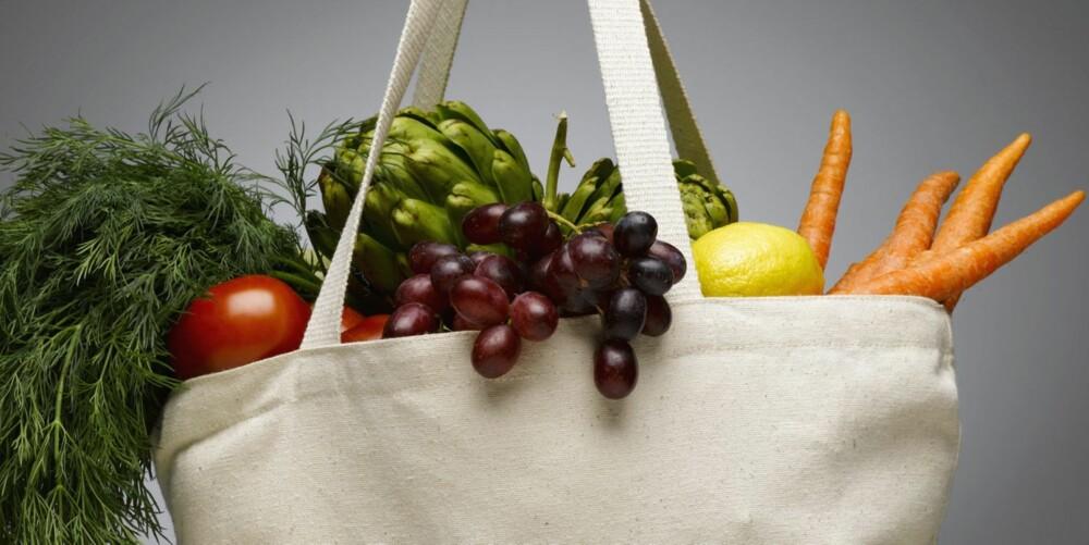 SEKUNDÆRSTOFFER: Noen såkalte sekundærstoffer som er påvist i økologisk frukt og grønnsaker, kan være bra for forebygging av kroniske sykdommer.