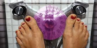 DROPP SLANKINGEN: Ifølge ekspertene er det ikke bare sunt å slanke seg.