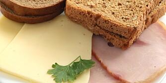 SALTBOMBER: Brød og kjøttprodukter er de matvaregruppene som bidrar til mest salt.