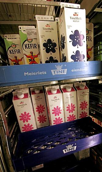 KAN GI MAGEKNIP OG FORDØYELSESPROBLEMER: De fleste mennesker i verden får vondt i magen av melk fordi de ikke tåler melkesukker (laktose). Mennesker i Nord-Europa tåler vanligvis melk godt, selv om mange voksne også her i landet har laktoseintoleranse.