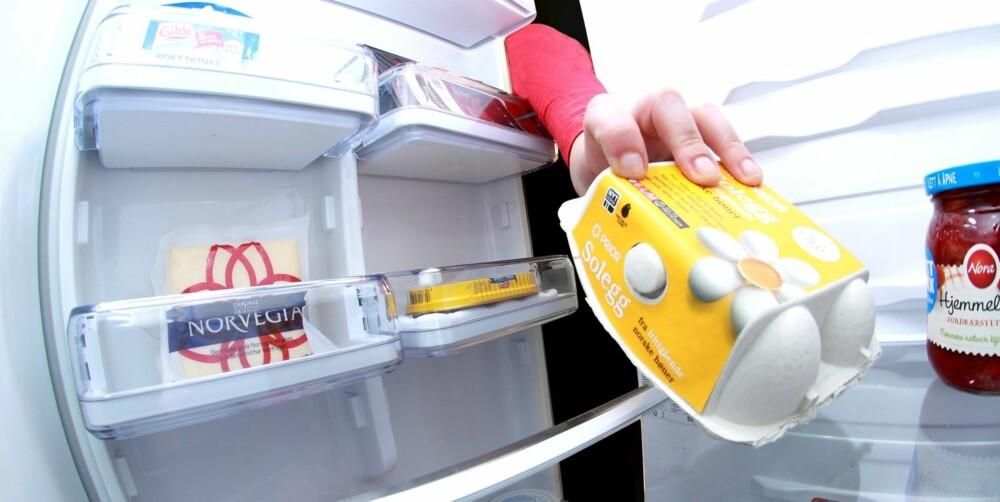 EGG: Egget har kommet til heder og verdighet igjen, etter å ha blitt frikjent i kolesteroldebatten.