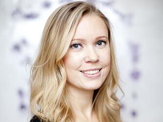 ERNÆRINGSFYSIOLOG: Susanne Christensen