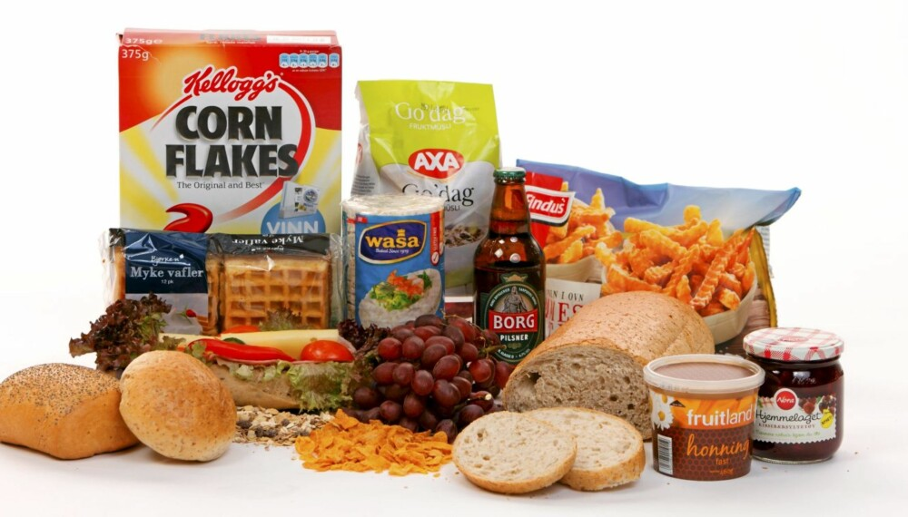 STIMULERER APPETITTEN: Vil du gå ned i vekt, bør du holde deg unna disse matvarene.