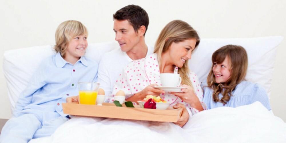 HUSKEREGEL: En grei tommelfingerregel er å inkludere noe animalsk i alle dagens måltider, som egg til frokost.