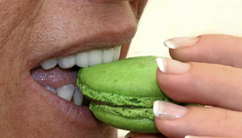 SMÅSPISING: Småkakedietten er ikke den beste måten å gå ned i vekt på, mener den norske ernæringseliten.