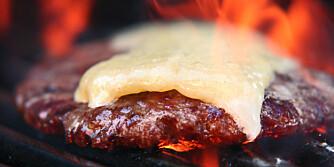 Her får du alle svarene på hvordan du griller en hamburger.