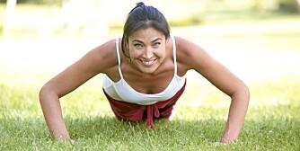ENERGIKREVENDE: Får du nok søvn, spiser sunt og trener regelmessig, orker du det meste.