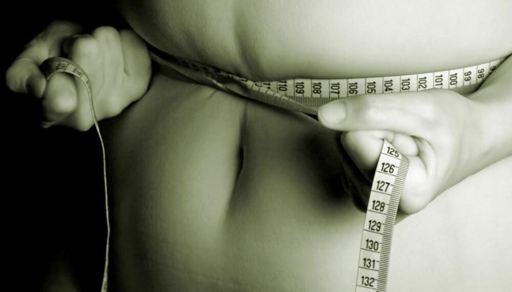 OVERVEKT: Stor mage øker risiko for sykdom