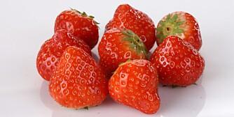 JORDBÆR: Den tredje mest antioksidantrike matvaren vi kan spise.