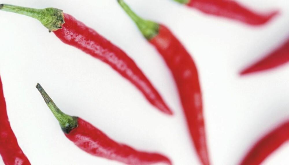 MYE SMAK: Prøv wok med chili og banan, eller en av de andre tre rettene vi har foreslått.
