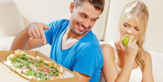 SLANKETIPS: Det er ikke maten i seg selv som får deg ned i vekt, men hvordan du tar valgene dine.
