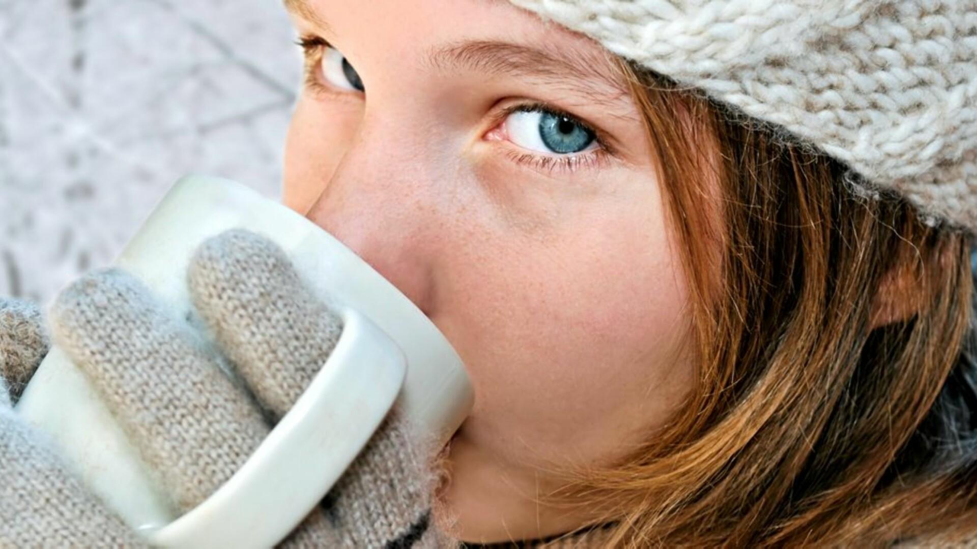 forkjølet flere ganger på kort tid
