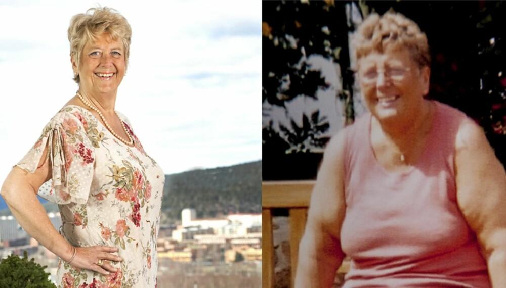 BYTTET PÅLEGG, GIKK NED I VEKT: Kirsten Norderud raste ned i vekt da hun blant annet byttet fra kaloririke pålegg til makrell i tomat.