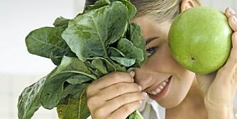 ENKLERE ENN DU TROR: Det lønner seg å sjekke kaloriinnholdet i matvarene du kjøper.