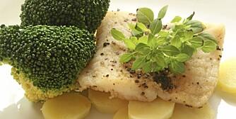 RÅVARER: Velg å tilberede råvarer i stedet for halvfabrikata, så sparer du kalorier.