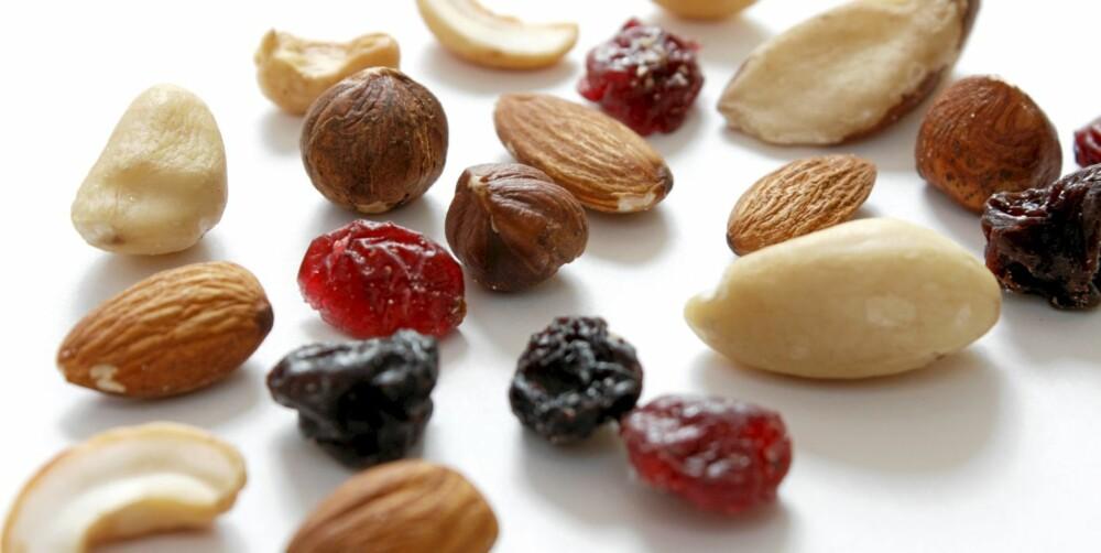 En nøtt: Kan nøtter forebygge kreft?