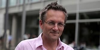 5:2-DIETTEN: Lege og BBC-profil Michael Mosley sies å være personen bak den mest populære fastetrenden, 5:2-dietten.