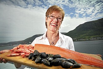 MER FISK TIL FOLKET: - Spis gjerne ferdigmat, men pass på at fiskeinnholdet er høyt, anbefaler Ingebjørg Moe, ernæringsfysiolog og matfaglig konsulent hos Eksportutvalget for fisk.