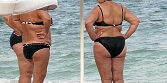 ARVER MORS KROPP: Kroppsformen din er i stor grad bestemt av gener, ifølge en ny studie. Kommer du fra en familie med overvekt, må du gjerne jobbe ekstra hardt for ikke å arve fedmeproblemet.