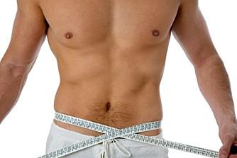 JA ELLER NEI?: Det er utført studier som viser at oppholdstemperaturen ikke påvirker forbrenningen nevneverdig. Likevel mener en doktor at han gikk ned 18 kilo på denne måten.