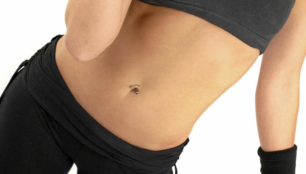 TRENINGSPROGRAM: På bare fire uker skal du merke at magen blir flatere.