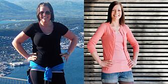 SPREK, SPREKERE: Linn-Mari Hanssen gikk ned 37 kilo.