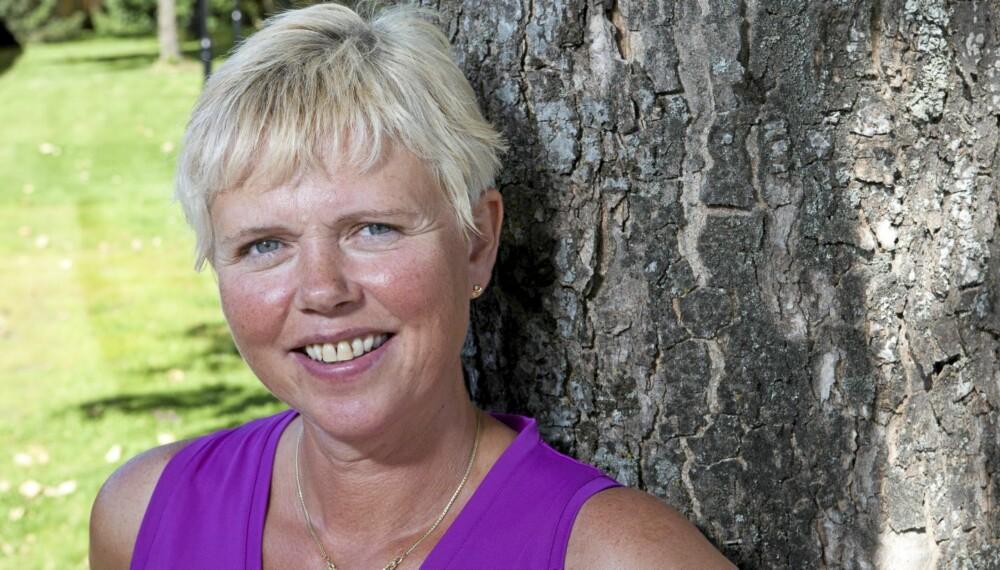 SLANKERE: Elin Rønning har gått ned i vekt ved hjelp av Paul McKennas slankemetode.