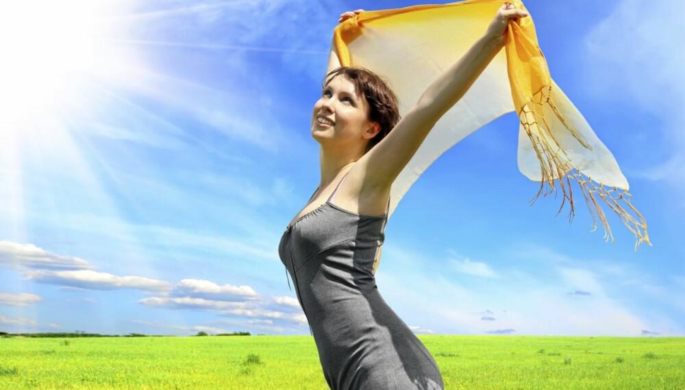 MOTIVASJON: Finn ut hvorfor du har lyst til å gå ned i vekt. Hva er motivasjonen din? Hva tror du vil skje når du blir lettere?