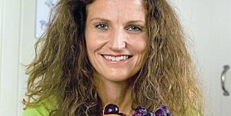 EKSPERT: Ernæringsfysiolog Gunn Helene Arsky hos Bama.