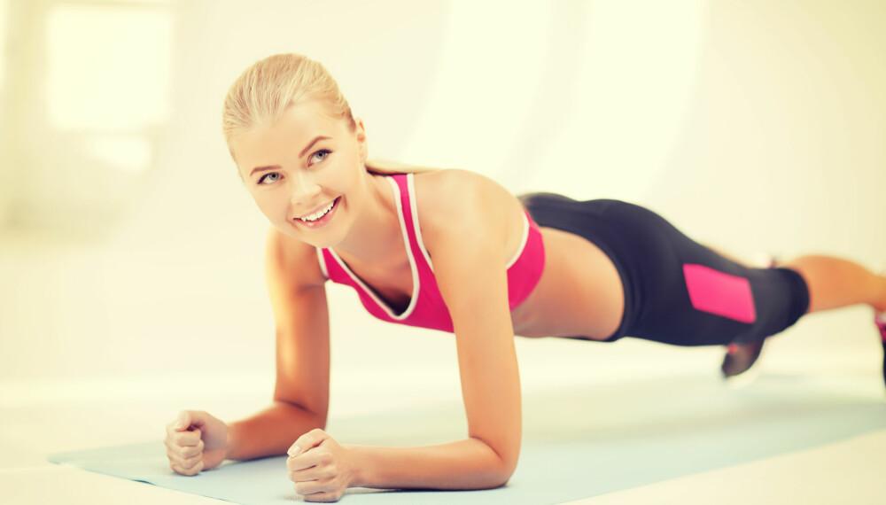 KOM I GANG IGJEN: Har du hatt en pause fra treningen, men vil komme tilbake til gode rutiner igjen? Husk på dette. ILLUSTRASJONSFOTO: Colourbox
