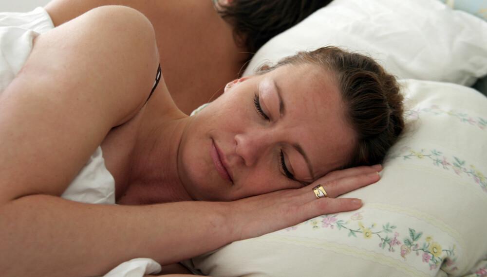 BMI: Søvn regulerer hormoner som påvirker appetitten, viser forskning.