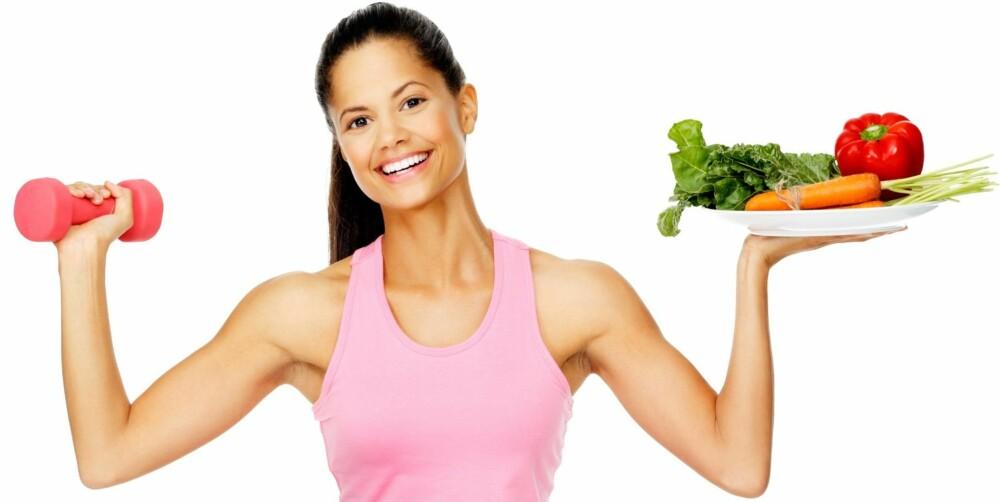 TILSKUDD ER TILSKUDD: Kosttilskudd er en ekstraløsning som aldri kan erstatte næringsinnholdet i maten.