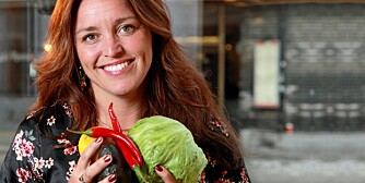 GI-GLAD: I Sverige er Ulrika Davidsson en av de kjente forkjemperne for lavkarbokost.