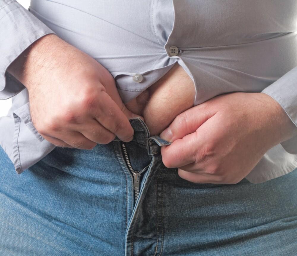 NED I VEKT: Den svenske forskeren Charlotte Erlanson-Albertsson mener at vi ikke hadde problemer med den moderne fedmen før på 80-tallet.
