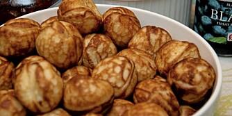 FETENDE: Medister er et blandingsprodukt og inneholder mye fett.
