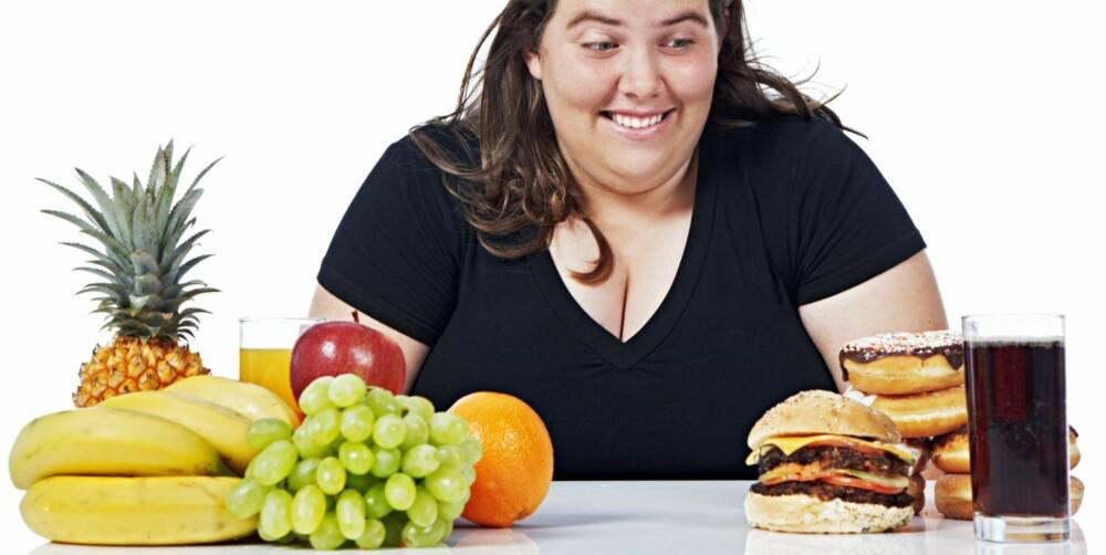 SUNN MAT: «Det finnes ikke usunn mat, bare usunne mengder» er ernæringsfysiologens slagord.