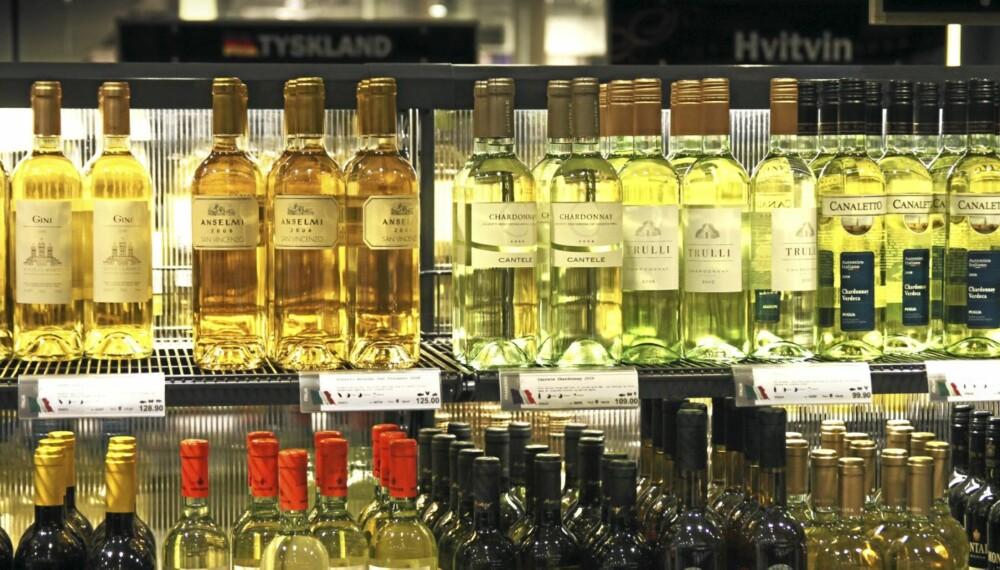 Vinmonopolet  DE BESTE NYHETENE: Vinmonopolet kommer med ny vin. Her er de beste.