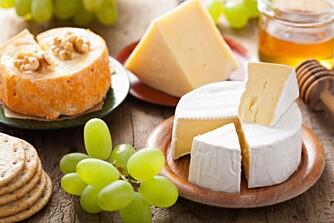 USKYLDIG? Fete oster er nok ikke bedre enn dessert...