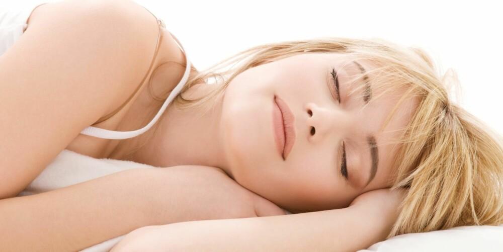 FRISK: D-vitaminene bidrar til å holde deg frisk i vinter.
