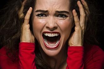 FÅ UT AGGRESJONEN: Det er bra å få sinnet ut av kroppen, mener psykoterapeut Bianca Schmidt.