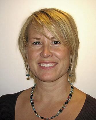 TYDER DRØMMER: Elin Caplin er leder i Norsk Drømmeforening og jobber som drømmetyder.