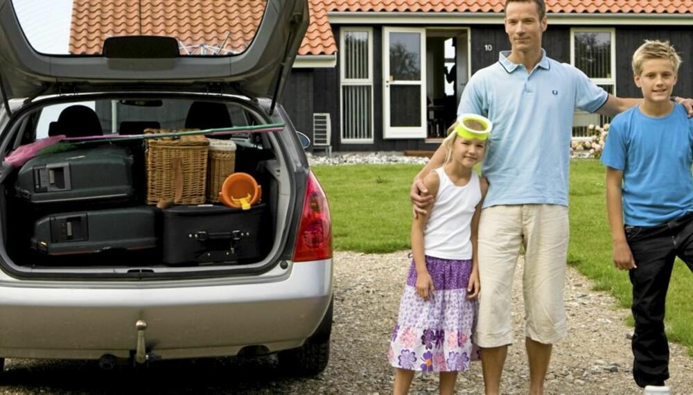 BILTUR UTEN MUGGSOPP: Sjekk bilen for mugne blindpassasjerer før dere legger ut på langtur.