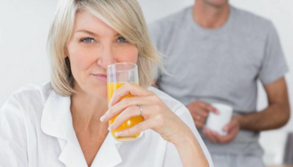 IKKE ETT FETT: Mat og drikke du trodde var sunn, kan vise seg å være kalorifeller.